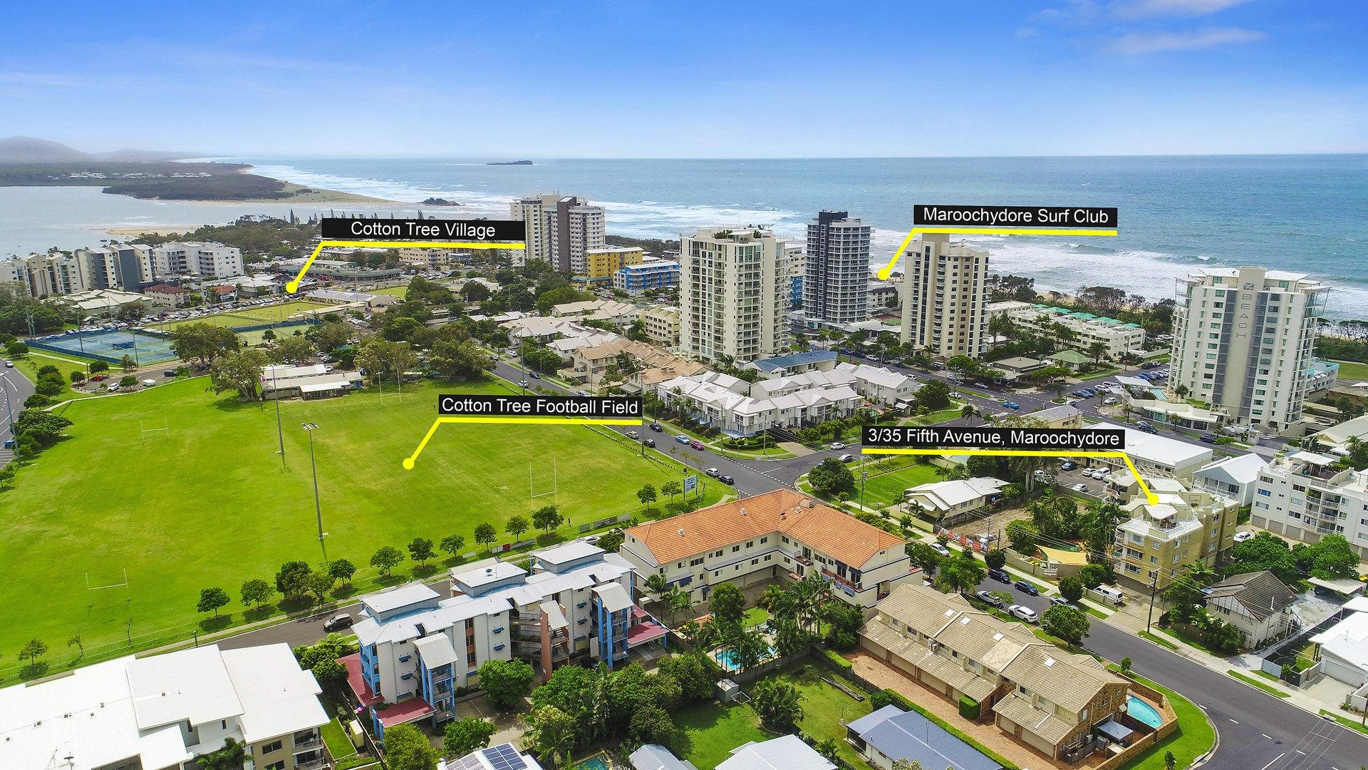 3/35-37 Fifth Avenue, Maroochydore QLD 4558, Image 0