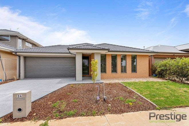 Picture of 34 Braeburn Place, WERRIBEE VIC 3030