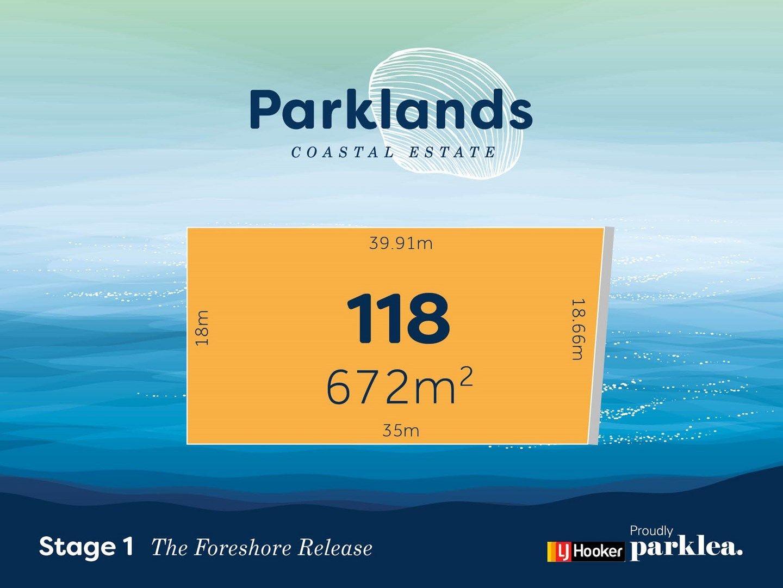 Lot 118 Parklands Estate, Wonthaggi VIC 3995, Image 0