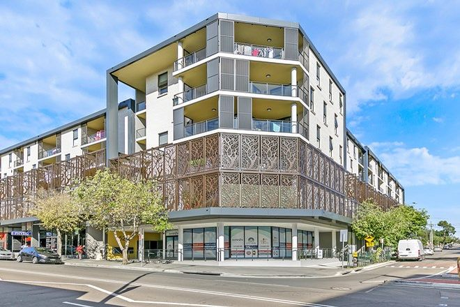 Picture of 215/46-50 Dunmore Street, WENTWORTHVILLE NSW 2145