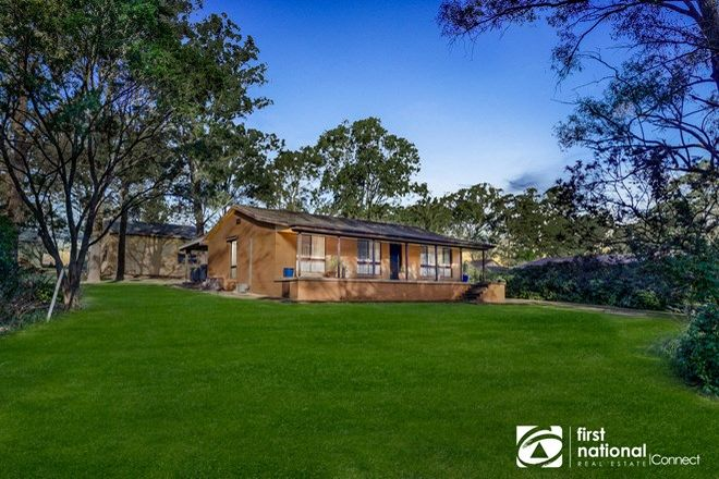 Picture of 96 Mitchell Drive, GLOSSODIA NSW 2756
