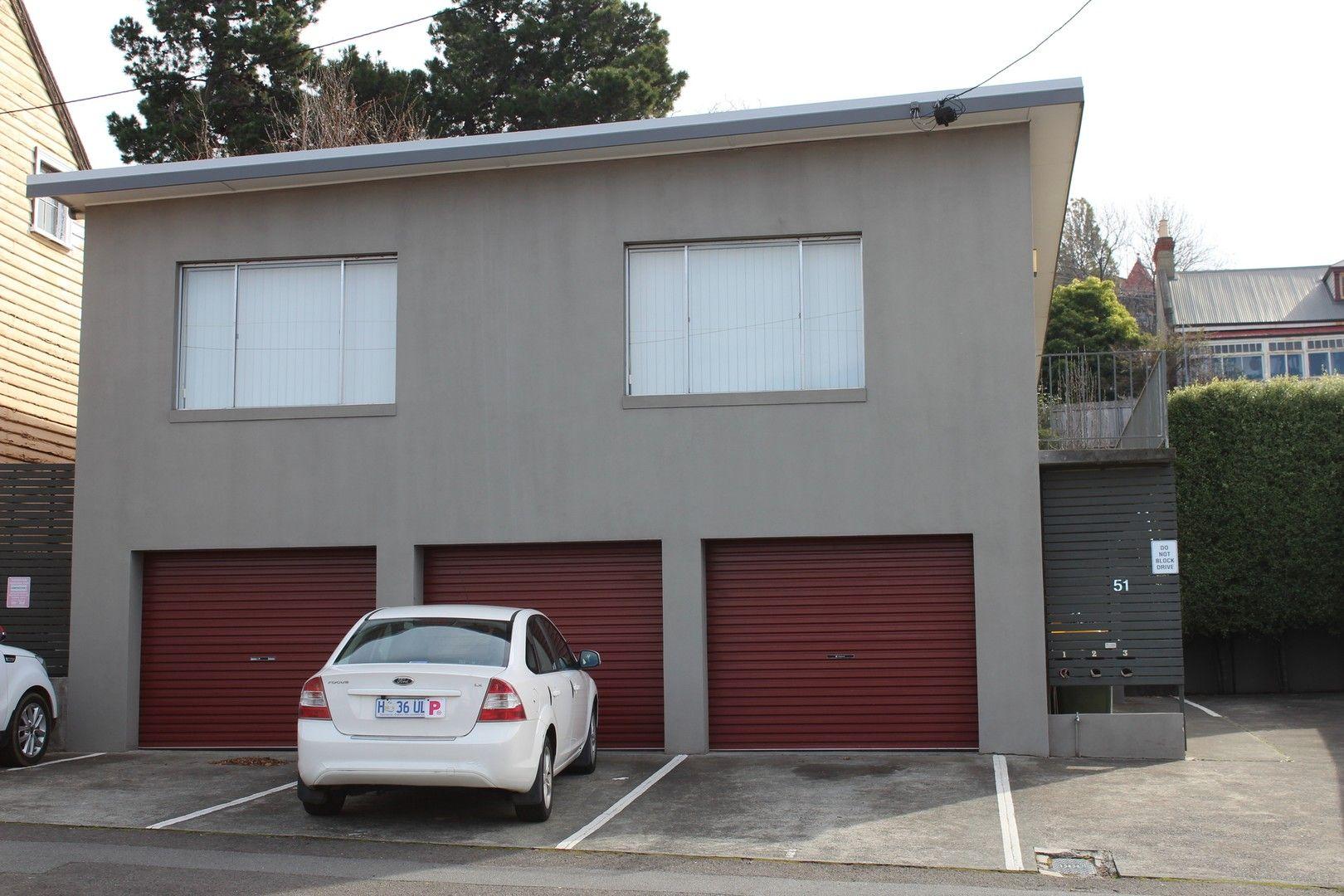 2 bedrooms Apartment / Unit / Flat in 1/51 Goulburn Street HOBART TAS, 7000