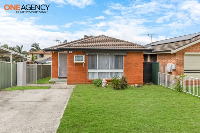 Picture of 32 Goodsell Street, MINTO NSW 2566