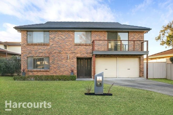 Picture of 7 Mustang Drive, RABY NSW 2566