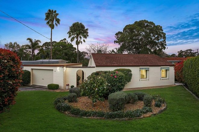 Picture of 4 Wideview Road, BEROWRA HEIGHTS NSW 2082