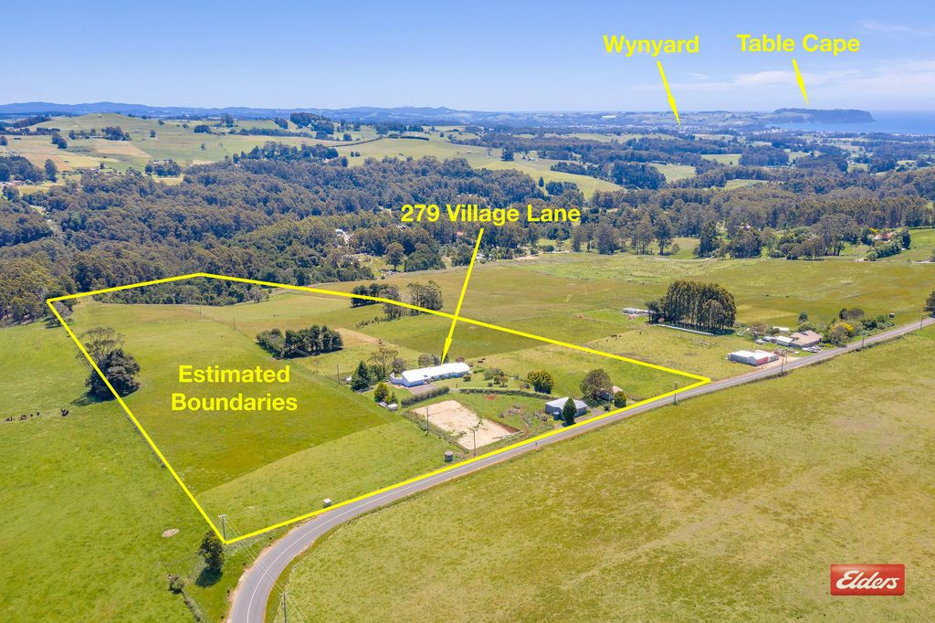 279 Village Lane, Somerset TAS 7322, Image 0