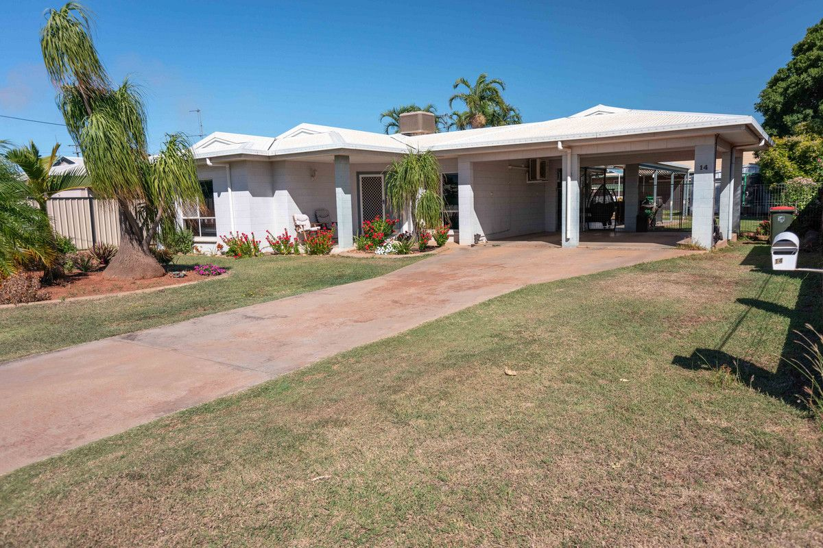 14 Angela Boulevard, Soldiers Hill QLD 4825, Image 0