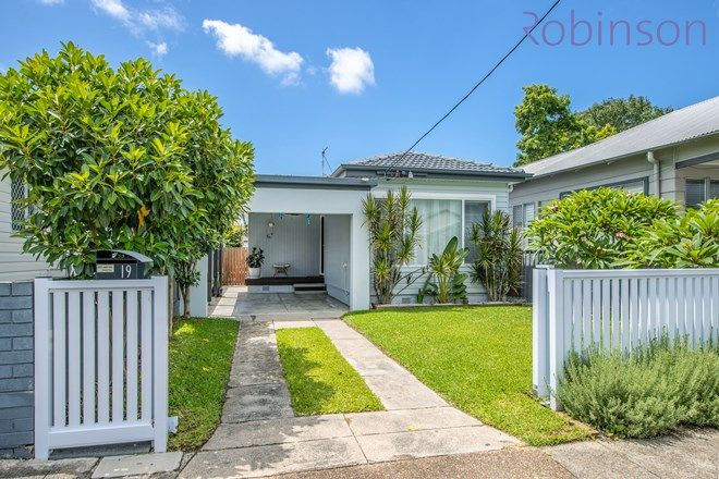 Picture of 19 Belmore Street, ADAMSTOWN NSW 2289