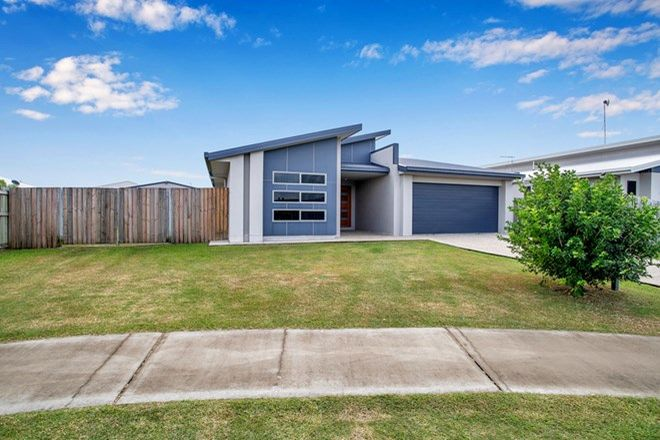 Picture of 35 McGrath Street, BAKERS CREEK QLD 4740
