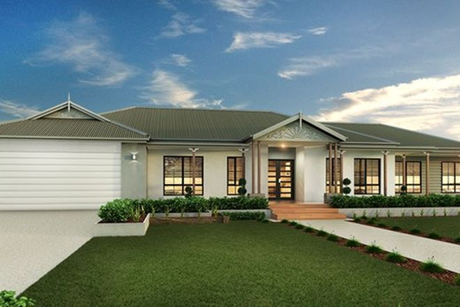 Picture of LOT 25 Heritage Oaks Road - Hertiage Oaks Estate, CHILDERS QLD 4660