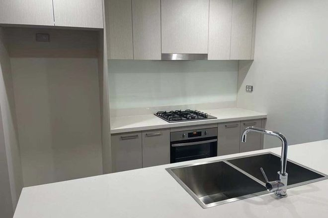 Picture of K G03/81-86 Courallie Avenue, HOMEBUSH WEST NSW 2140
