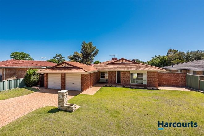 Picture of 12 Avonlea Place, BULLSBROOK WA 6084