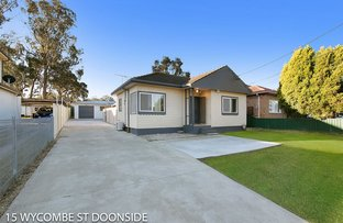 Picture of 15 Wycombe Street, Doonside NSW 2767