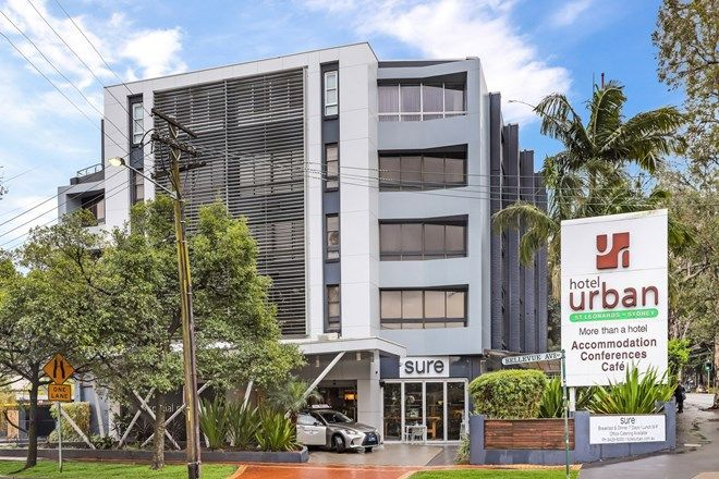 Picture of 194 Pacific Highway 'Hotel Urban', ST LEONARDS NSW 2065