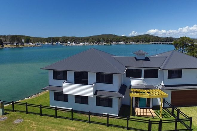 "Picture of ""No. 1"" on the Water's Edge/1 McDonald Place, EVANS HEAD NSW 2473"