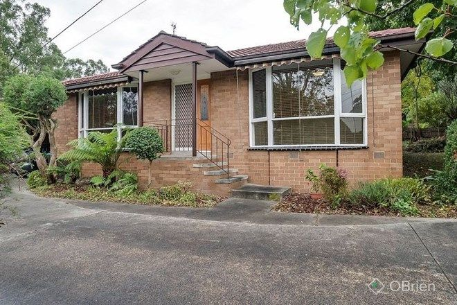 Picture of 1/11 Talaskia Road, UPPER FERNTREE GULLY VIC 3156
