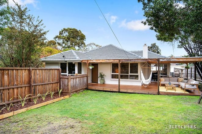 Picture of 1/14 Paterson Street, CROYDON NORTH VIC 3136