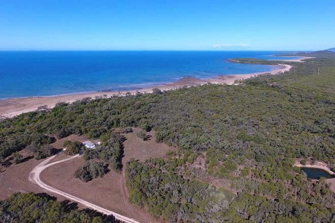 Picture of 438 Cape Palmerston Rd, ILBILBIE QLD 4738