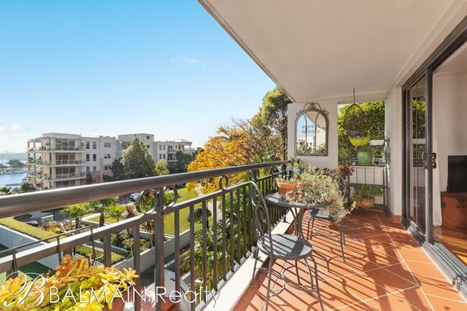 Picture of 301/5 Yara Avenue, ROZELLE NSW 2039
