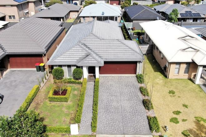 Picture of 39 Moluccana Crescent, ROPES CROSSING NSW 2760