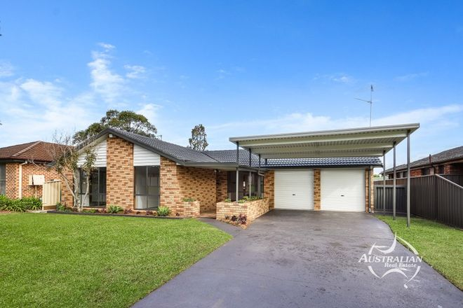 Picture of 16 Eucumbene Place, ST CLAIR NSW 2759