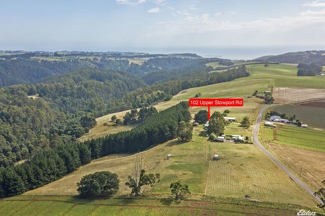 Picture of 102 Upper Stowport Road, STOWPORT TAS 7321