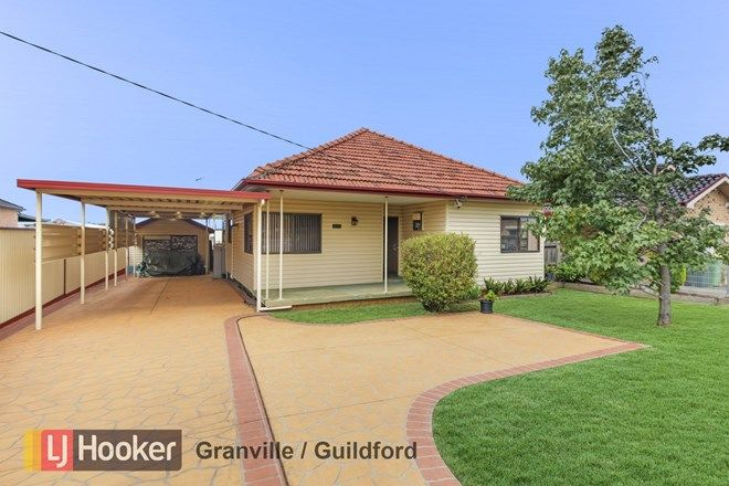 Picture of 215 Excelsior Street, GUILDFORD NSW 2161