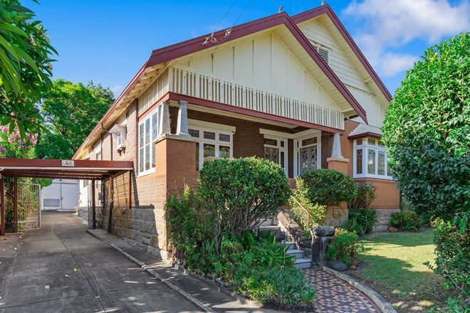 Picture of 46 Patterson Street, CONCORD NSW 2137