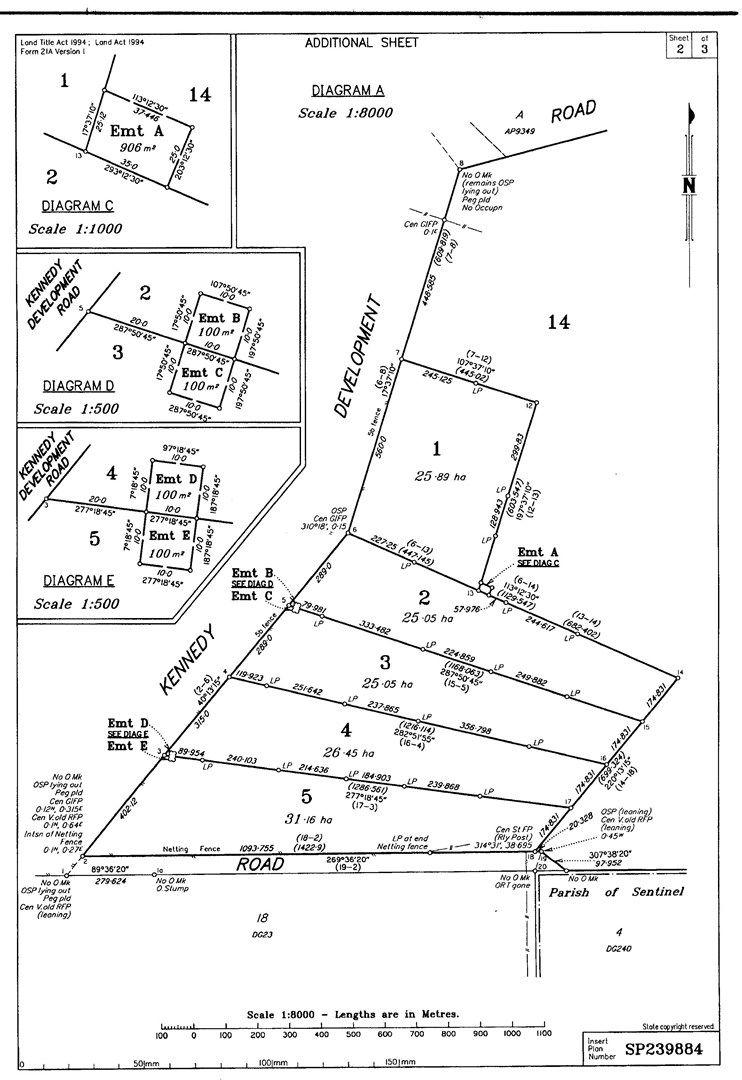 Lot 3 Young Road, Hughenden QLD 4821, Image 0