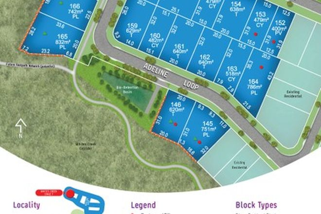 Picture of Lot 145 Adeline Loop, JULAGO QLD 4816