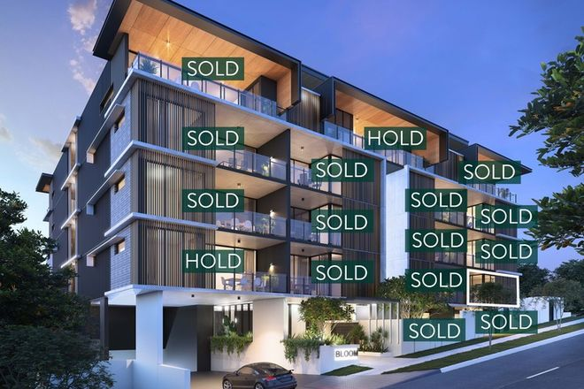 Picture of 105/17 - 21 Wesley Street, LUTWYCHE QLD 4030