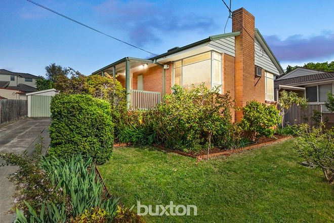 Picture of 15 Sixth Avenue, BURWOOD VIC 3125