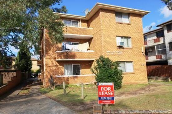4/78 SACKVILLE STREET, Fairfield NSW 2165, Image 0