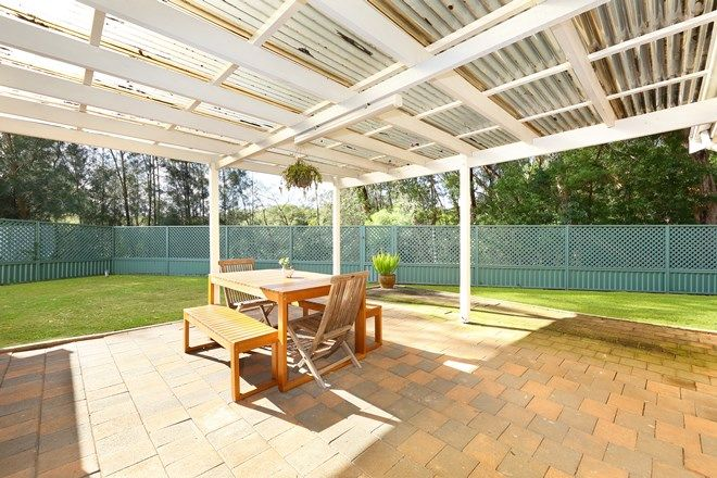 Picture of 6 Patterson Close, PADSTOW NSW 2211