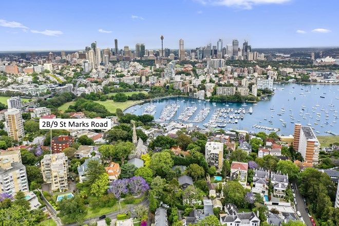 Picture of 2B/9 St Marks Road, DARLING POINT NSW 2027