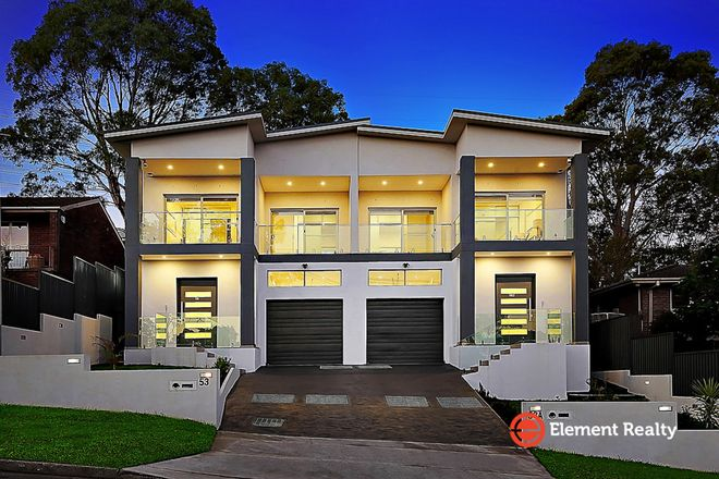 Picture of A/53 Warwick Road, DUNDAS VALLEY NSW 2117