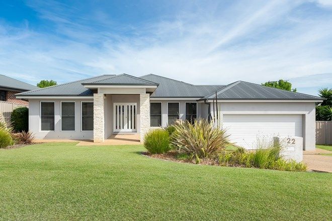 Picture of 22 Hudson Drive, LLOYD NSW 2650