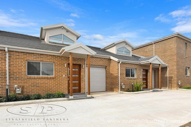 Picture of 4/58 Falconer Street, WEST RYDE NSW 2114