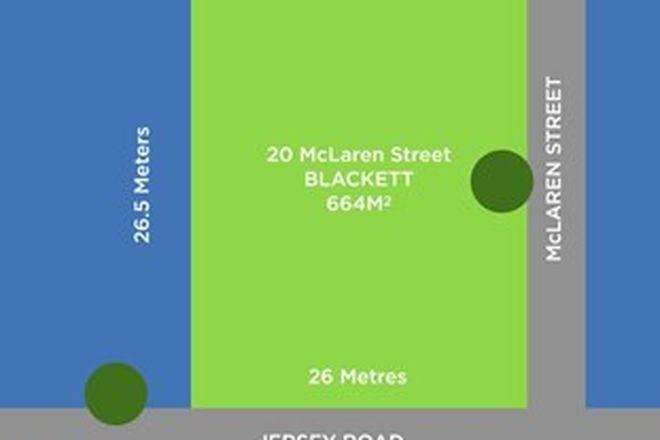 Picture of 20 McLaren Street, BLACKETT NSW 2770