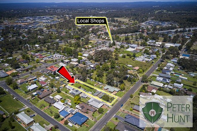 Picture of 1-8/42 Carlton Road, THIRLMERE NSW 2572