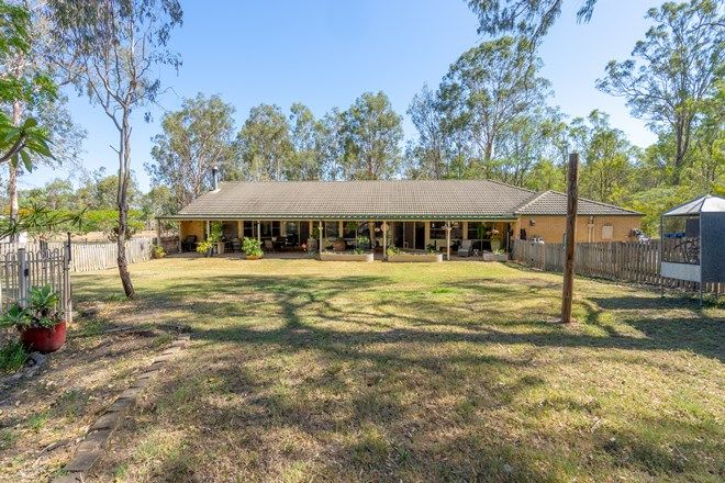 Picture of 484 Wivenhoe Pocket Road, WIVENHOE POCKET QLD 4306