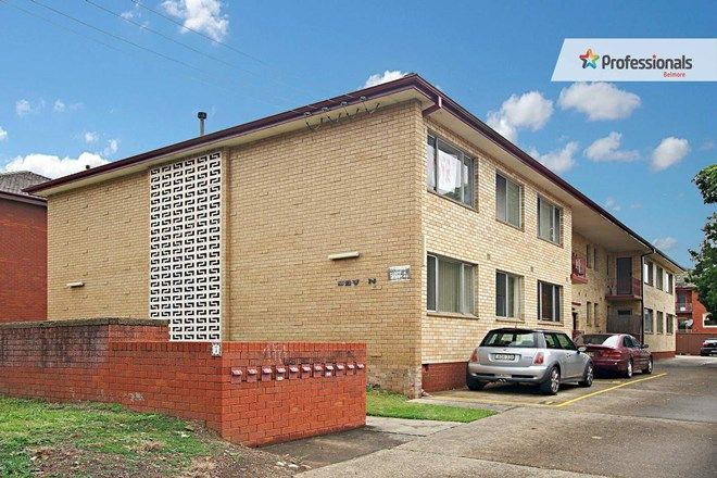 Picture of 10/7 Anderson Street, BELMORE NSW 2192