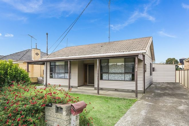 Picture of 1 & 2/218 Thompson  Road, NORTH GEELONG VIC 3215