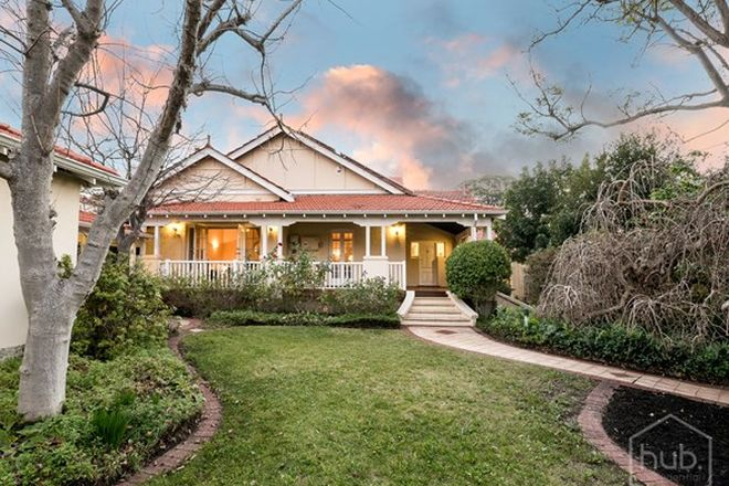 Picture of 39 Tyrell Street, NEDLANDS WA 6009