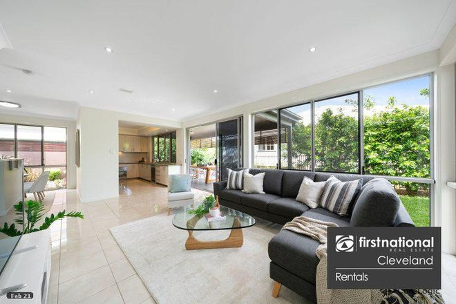 Picture of 37 Little Shore Street, CLEVELAND QLD 4163