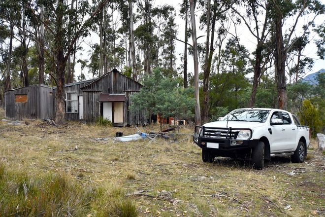 Picture of 381 Ironstone Gully Road, LACHLAN TAS 7140