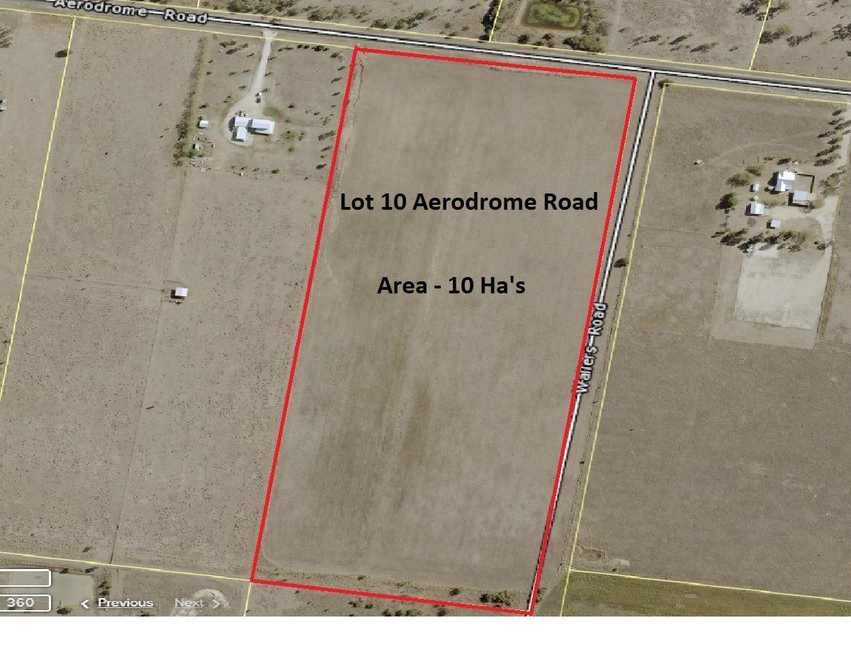 Lot 10 Aerodrome Road, Chinchilla QLD 4413, Image 0