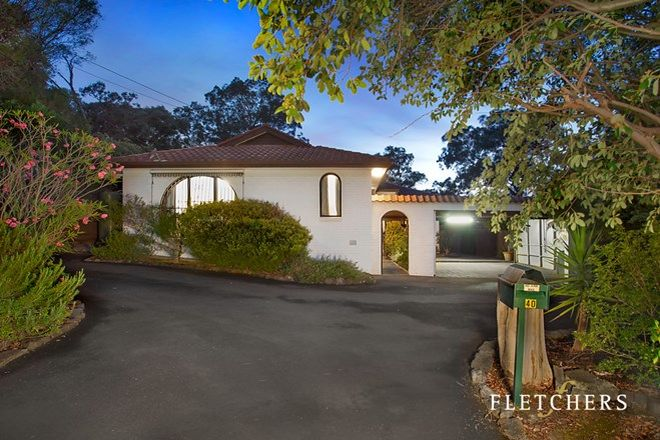 Picture of 40 Frank Street, ELTHAM VIC 3095