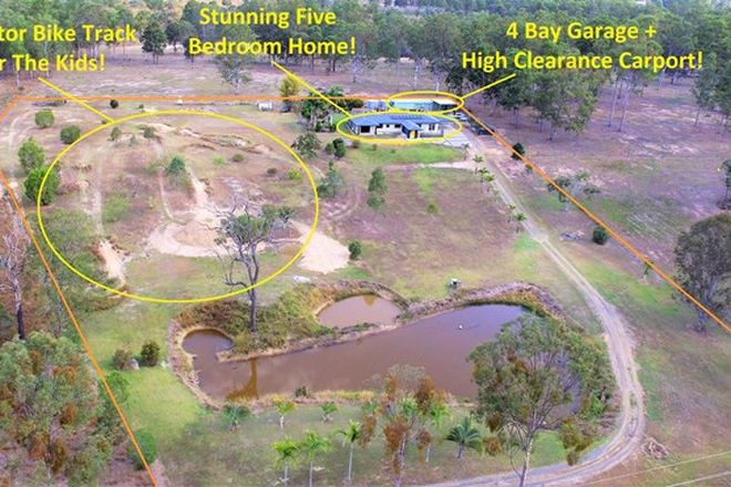 Picture of 439 Sully Dowdings Road, PINE CREEK QLD 4670