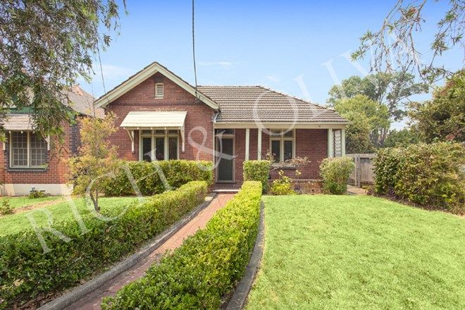 Picture of 21 Ardgryffe Street, BURWOOD HEIGHTS NSW 2136